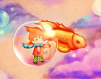 fish in sky