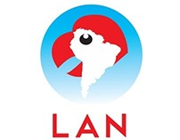 LAN Airline Branding