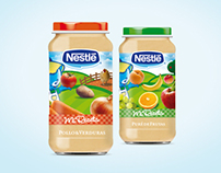Nestlé Baby Food Packaging