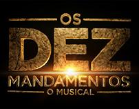 MUSICAL OS DEZ MANDAMENTOS