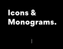 Icons & Monograms.