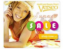 Verseo.com Summer Web Content