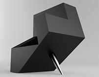 Bruta Chair, 2001