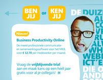 Microsoft business productivity online