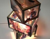 Photo Cube Lamp