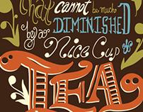 Tea Museum Posters