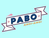 Title Animation - PABO by Amoi-Amoi