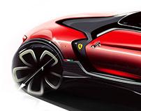 Ferrari ETNA SUV