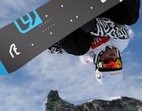 Salomon Snowboards: Board Graphics
