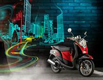Yamaha / New Fino