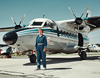 Pilot Alla Chekalova