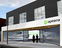 Aptera Store Design