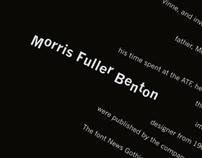 Morris Benton