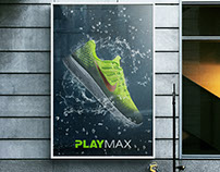 PlayMax billboard / lightbox