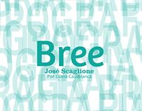 Análisis Tipográfico - Bree