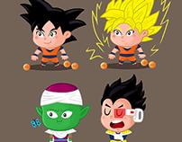 Dragon Ball Cubit #1