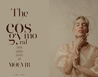 The Cosmogyral ( November issue with Moevir Paris )