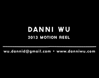 2013 Motion Reel