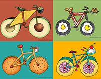 Food & Bikes