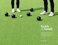 Keith & Sandy – Brand storytelling