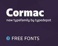 Cormac Typefamily