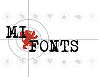 MI Fonts