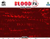 Blood Sprite FX - Pack 5