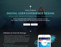 Web and Mobile App Design Services | Web Page Design