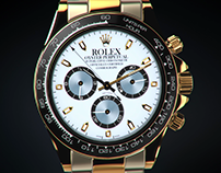 Rolex - Daytona | Commercial (Spec)