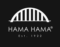 Hama Hama Branding
