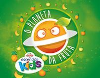 COMPAL Kids - O Planeta da Fruta