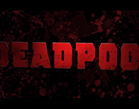 Deadpool intro