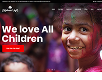 Children Charity HTML Website By Minhazul Asif