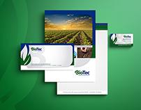 Logo e Papelaria :: Biotec
