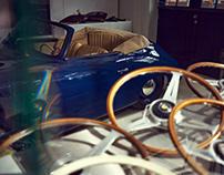 Porsche 356 Gläser&356A CarreraGT @ Automuseum Prototyp
