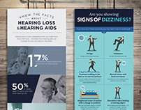 Associated Audiologists Infographics
