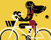 Free Ride - Poster Design