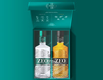 Zeo   Luxury promo packaging