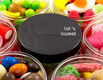 Diseño web Let's sweet