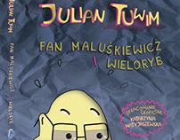 """My diploma: art book """"Pan Maluśkiewicz..."""" 2011"""