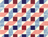 Pattern Studies: Cards, Art Prints, Tote Bags, Pilllows