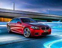 BMW - M1, M3 & M5