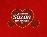 Landingpage - Promoção de Sazón 2017
