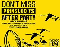 Tusker Lager Prinsloo 7s 2015