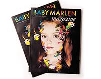 Baby Marlen Magazine #3