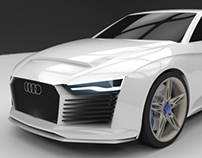 Project Audi Quattro Concept | Alias Automotive