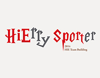 Trend Micro |【HIErry SPORTer】Visual Identity