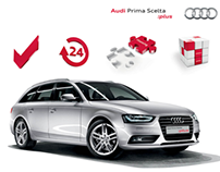 AUDI prima scelta :plus - Radio commercial