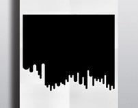 Liquid in Black & White #1