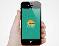 Burging Mobile App